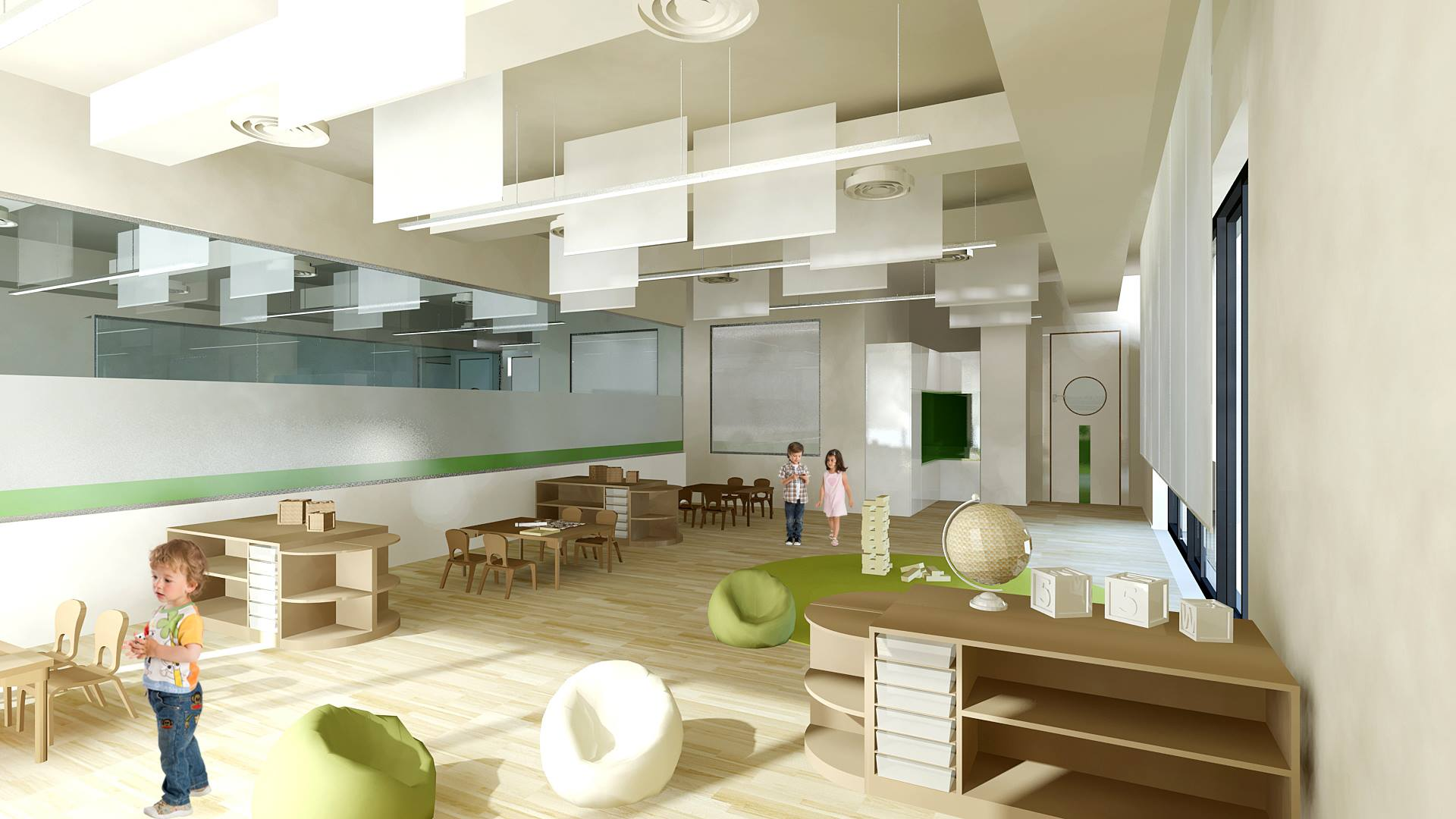 Redwood Montessori Nurseries in Dubai