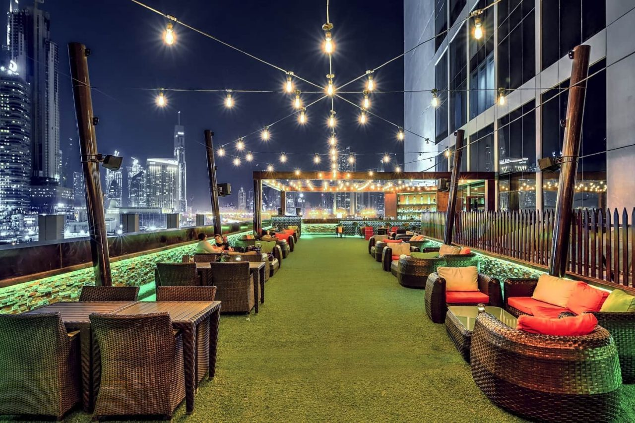 Rooftop bar Dubai - Lighthous