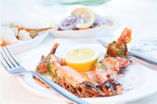 Barracuda seafood restaurant Dubai