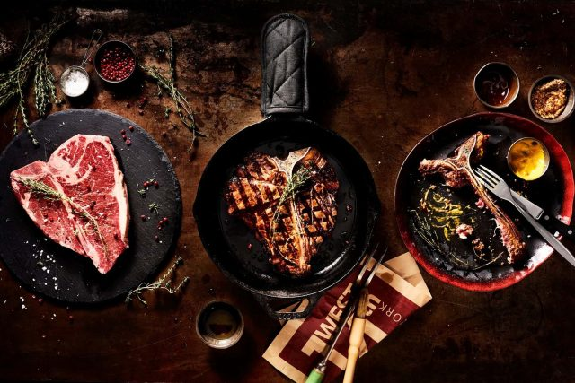 West 14th steakhouse Dubai