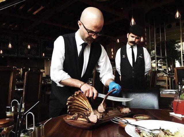 Nusret steakhouse Dubai