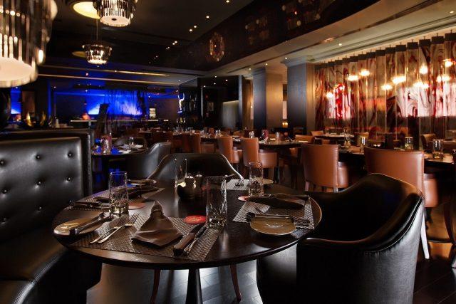 Chamas Churrascaria steakhouse Dubai