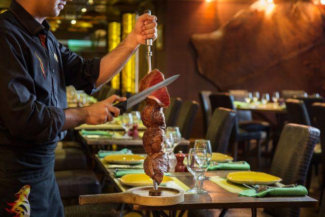 Fogueira steakhouse Dubai