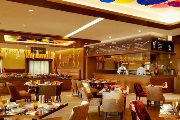 Frevo Brazilian steakhouse in Dubai