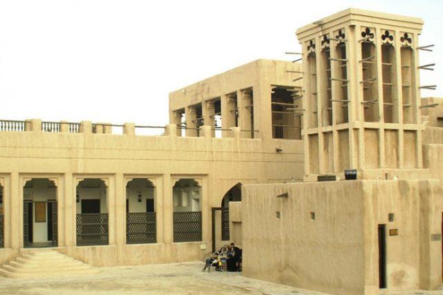 Sheikh Saeed Al Maktoum House things to do in old Dubai