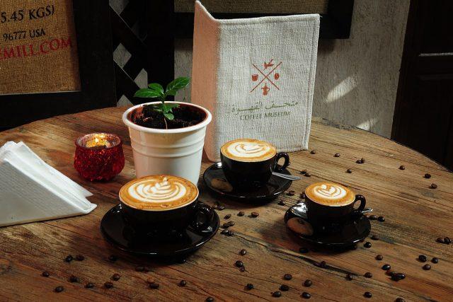 Coffee Museum in old Dubai