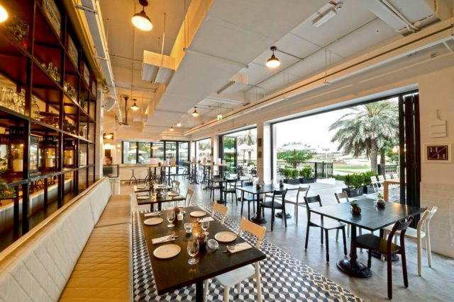 Maison Mathis Arabian Ranches top lunch spots in Dubai