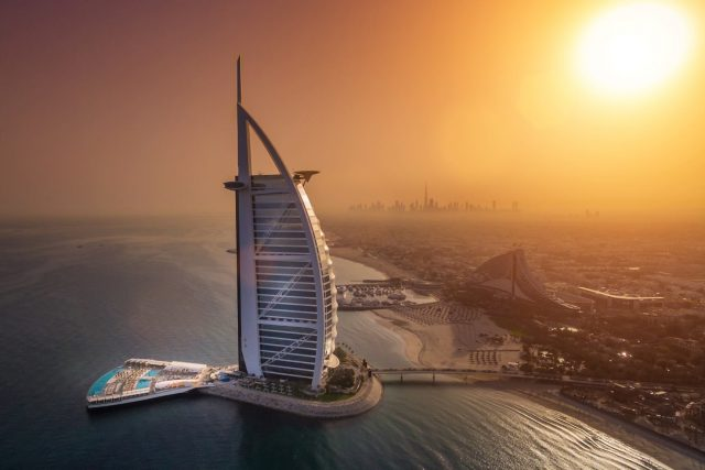 Burj Al Arab Dubai tourist attractions