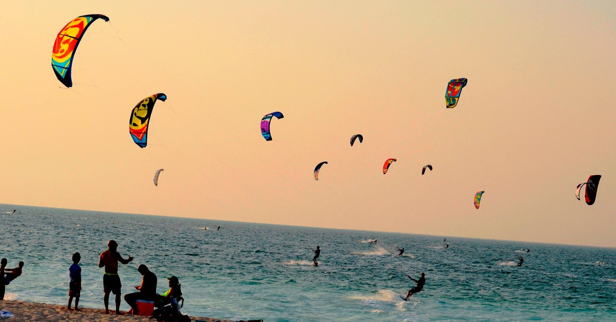 Kite Beach Dubai Watersports