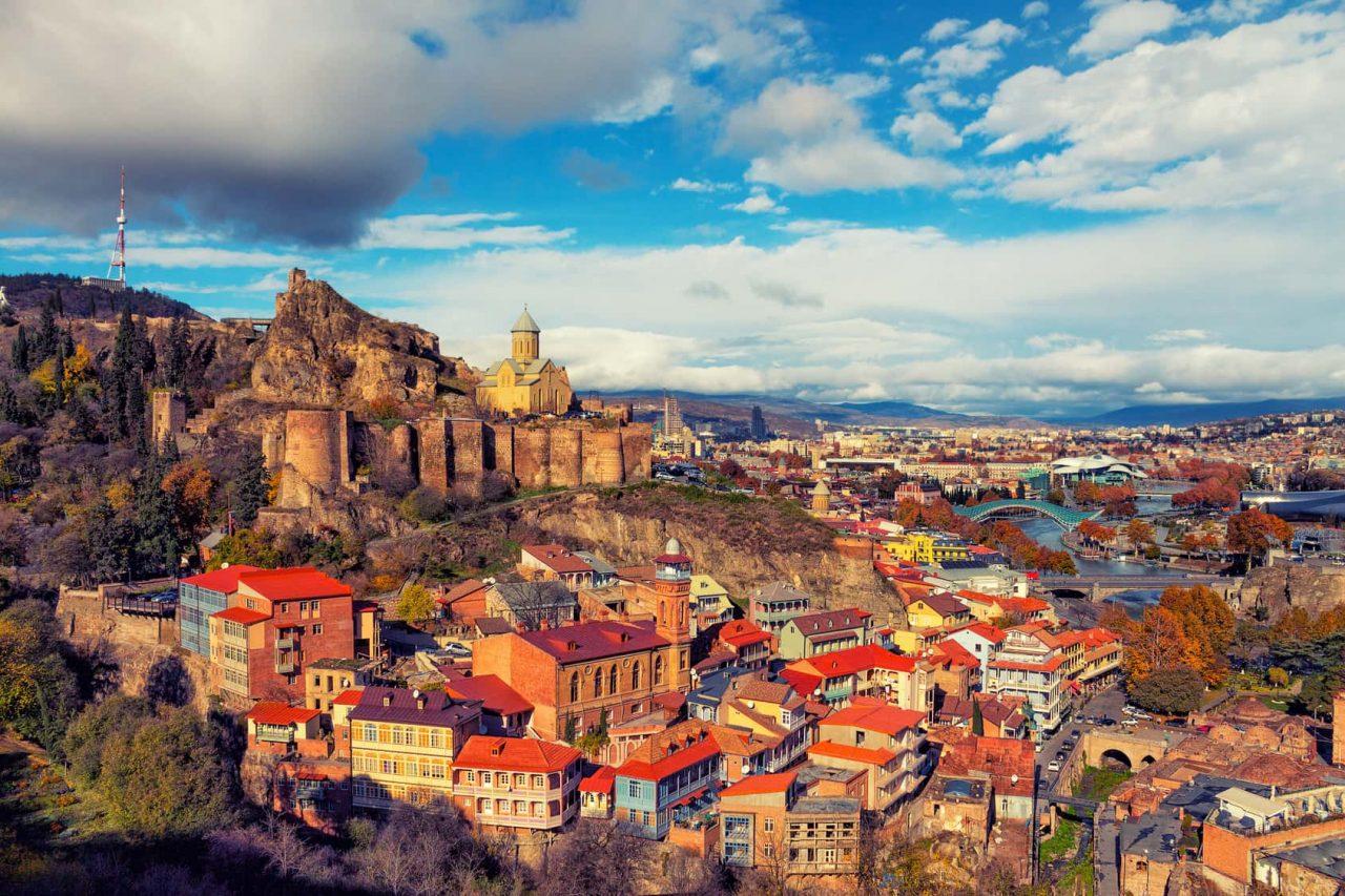 Tbilisi weekend getaway from Dubai