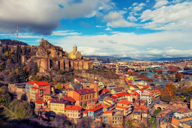 Tbilisi weekend getaway from Dubai