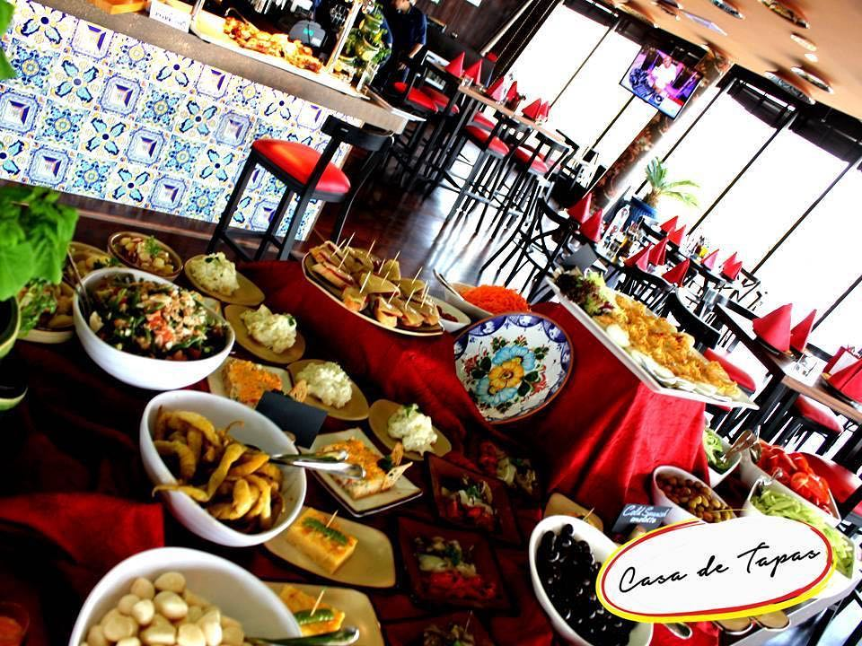 The Spanish Tapas Brunch in Dubai