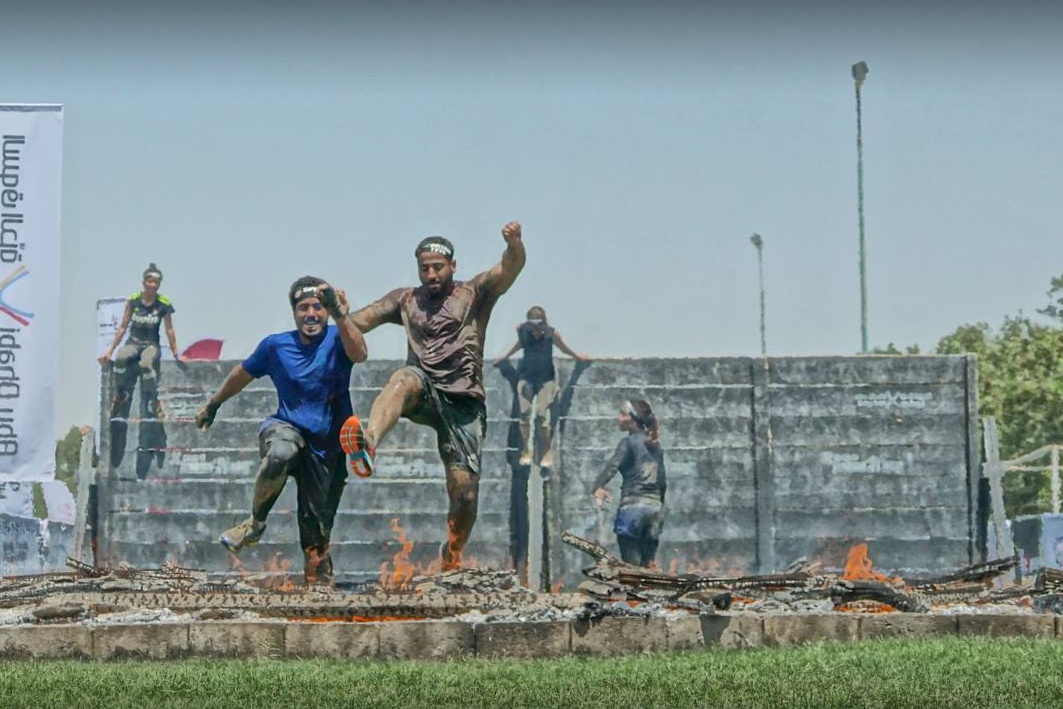 Dubai Spartan Race
