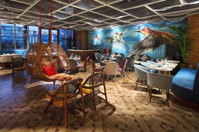 Best restaurants in Dubai: LIMA Dubai