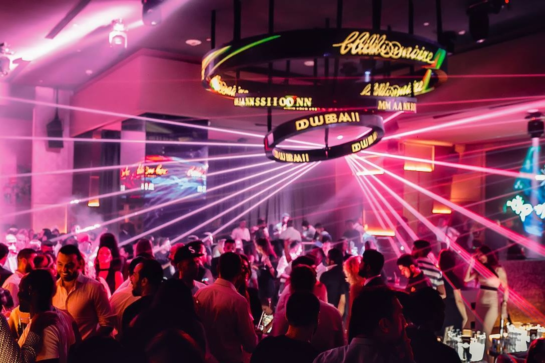 Best clubs in Dubai - Billionaire Mansion