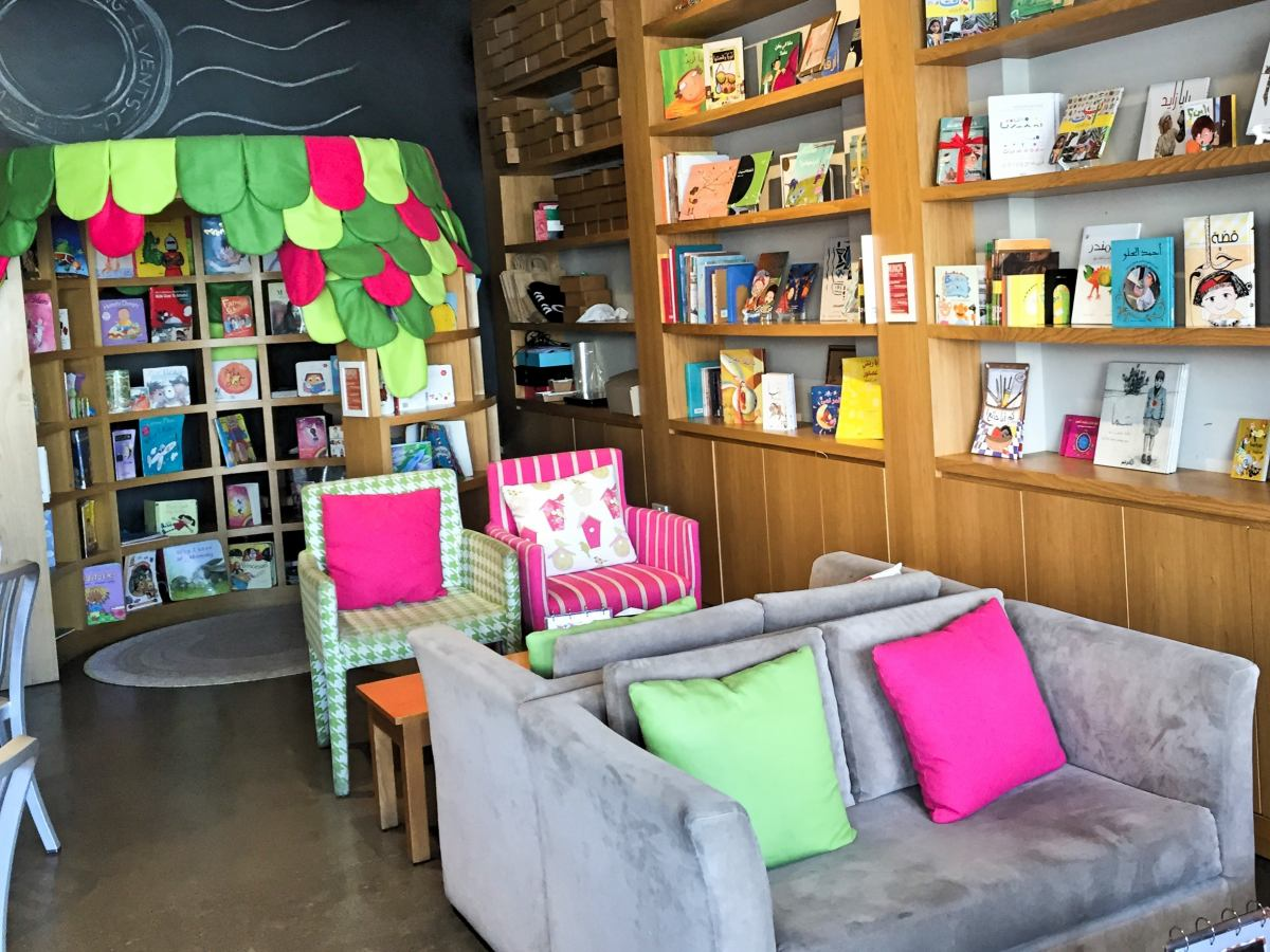 BookMunch Cafe & Bookshop in Dubai