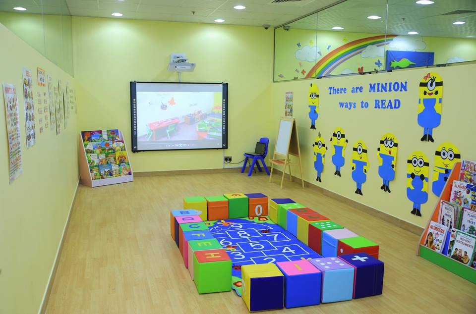 Nurseries in Dubai at Chubby Cheeks Nursery