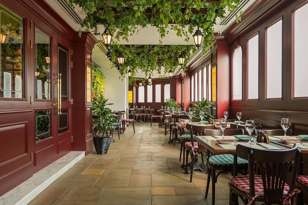 Best restaurants in Dubai: Couqley Dubai