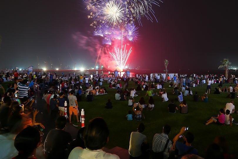eid activities in Dubai
