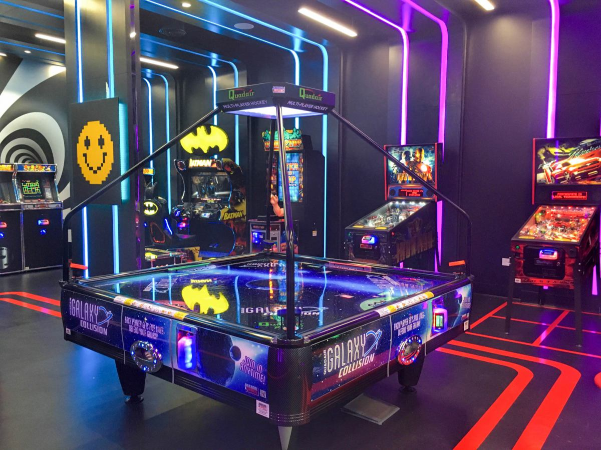 Activities for kids at Hub Zero at City Walk Dubai