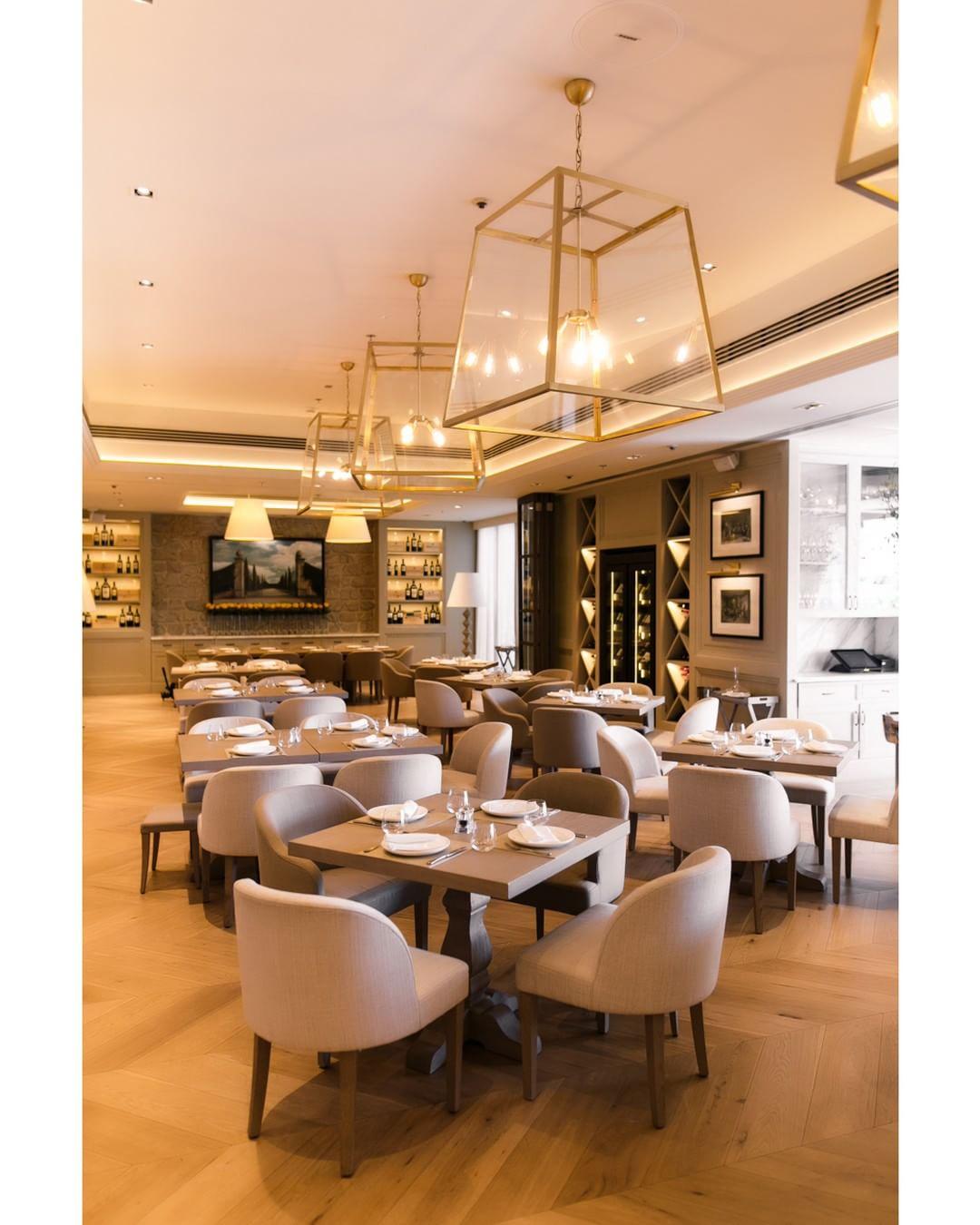 Best restaurants in Dubai: Il Borro Tuscan Bistro Dubai