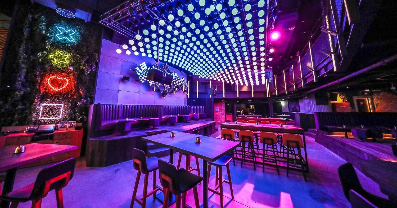 Karaoke at Lucky Voice Dubai