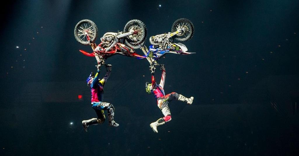 Motocross Nitro Circus
