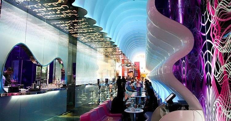 Switch Dubai restaurants in Dubai