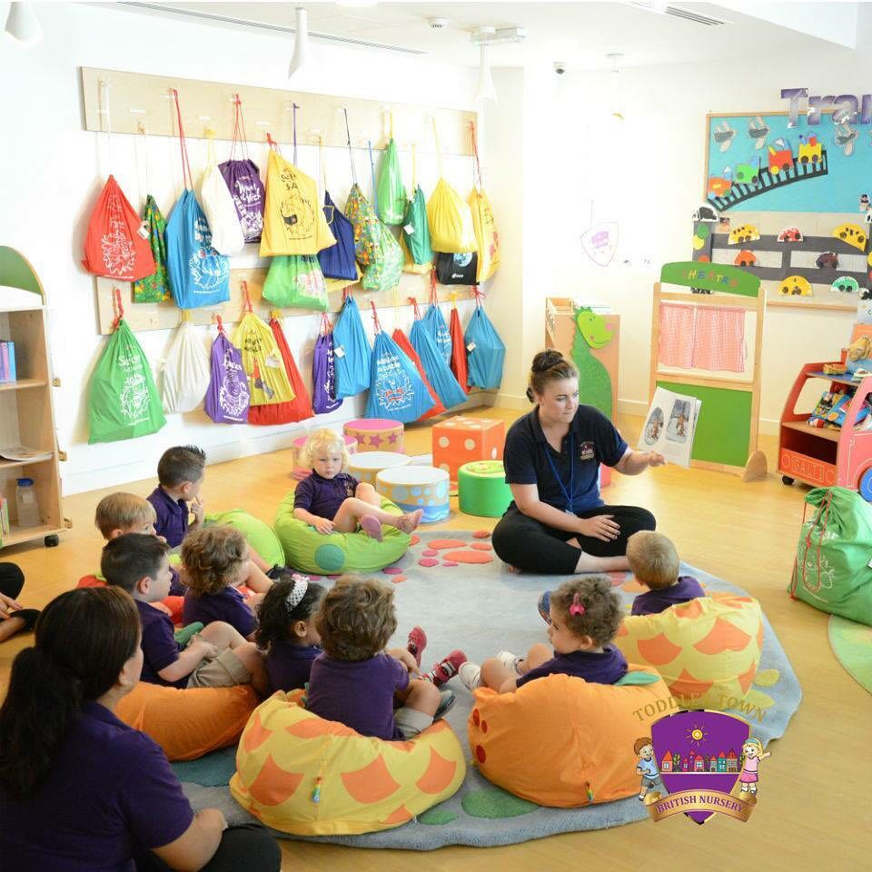 List of nurseries in Dubai: Toddler Town British Nursery