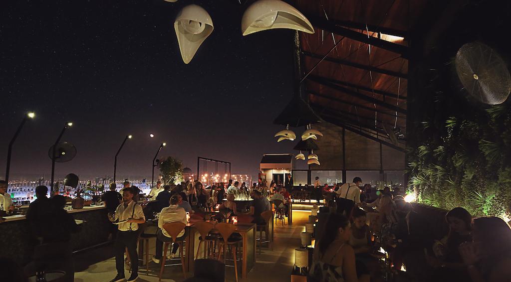 40 Kong Dubai bars in Dubai