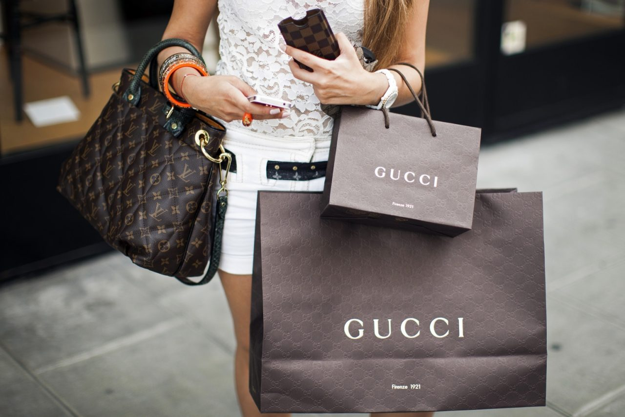 Designer bags Gucci