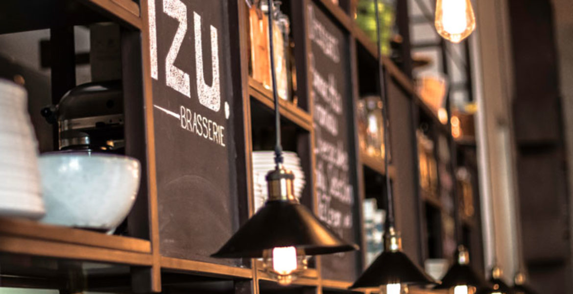 IZU Brasserie at Le BHV Marais at City Walk Dubai