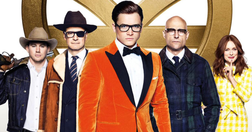Kingsman Vox Cinemas Dubai