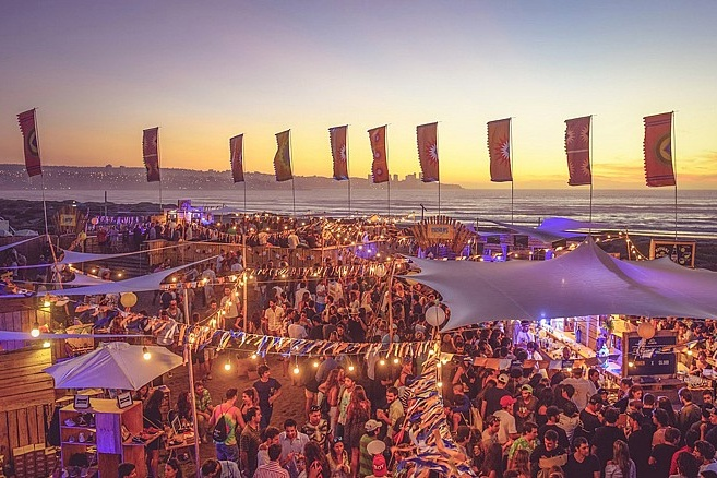 Nasimi beach club Dubai