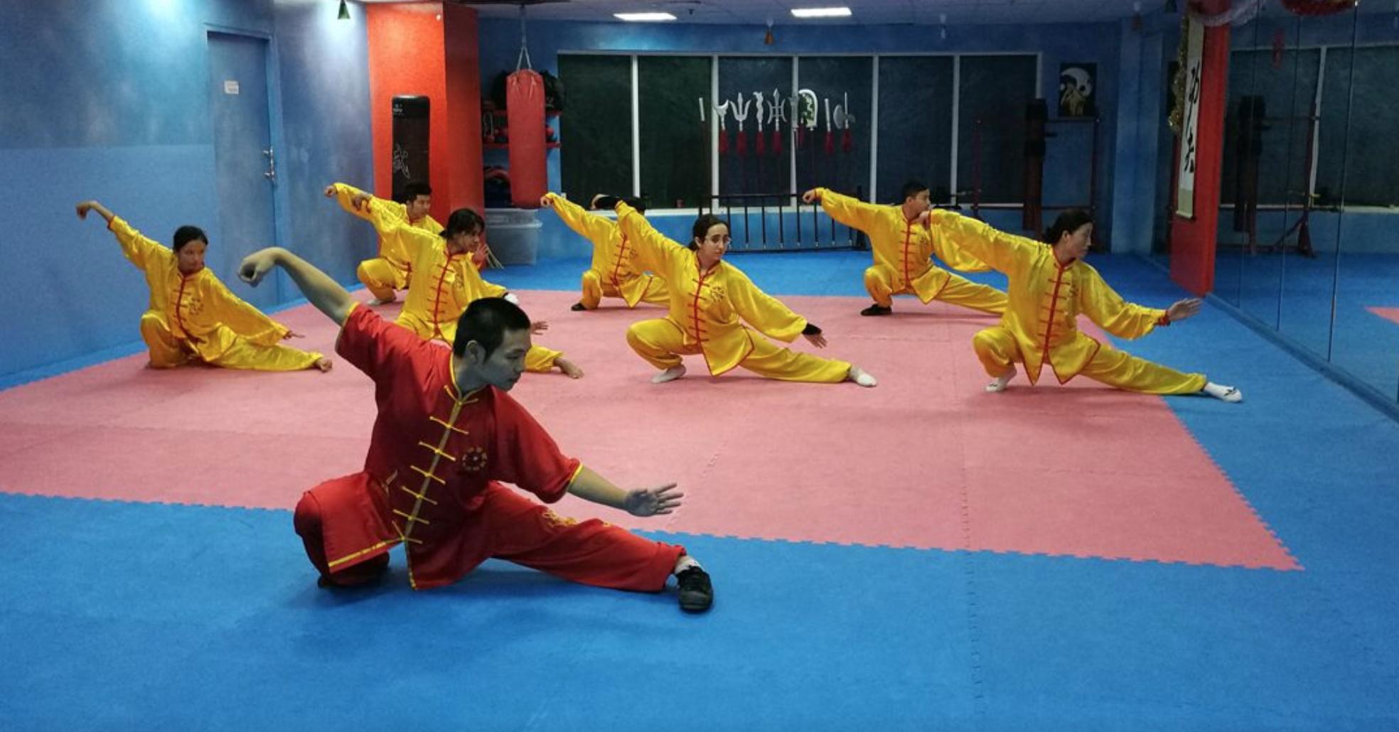 Kung fu dubai