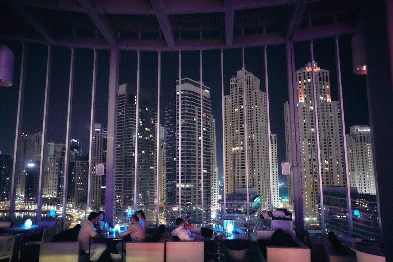 Bars in Dubai Marina