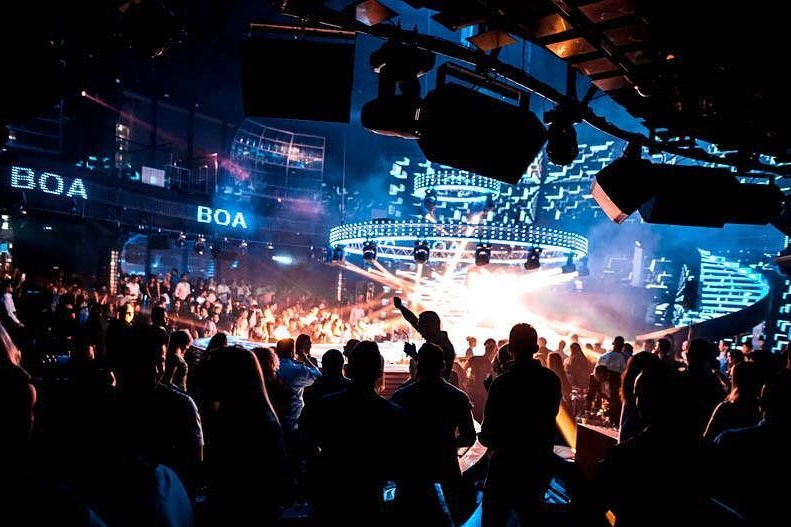 BOA Lounge & Club in Dubai