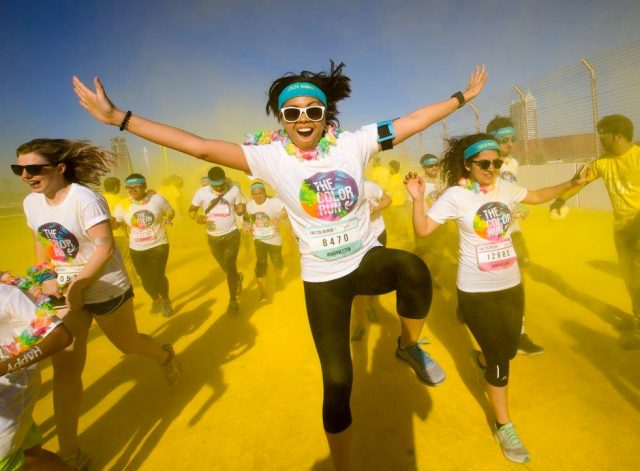 Color Run Dubai returns in November
