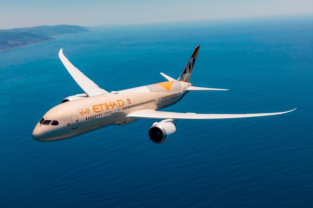 Etihad Airways cheap airline tickets