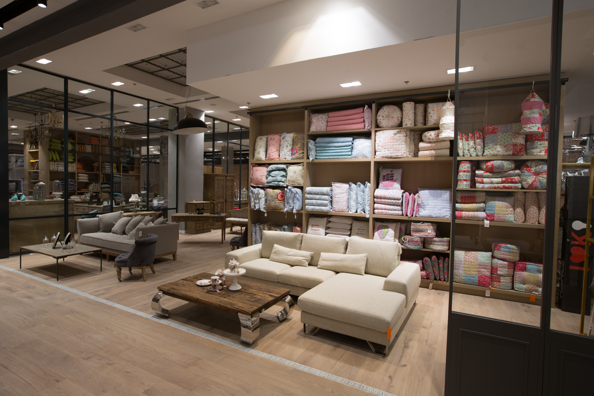 Homeware at Le BHV Marais at City Walk Dubai