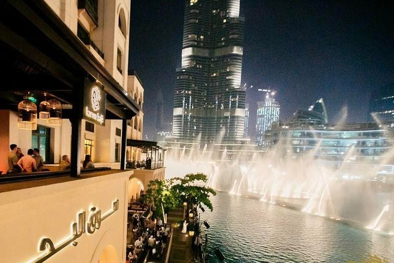 Date ideas in dubai