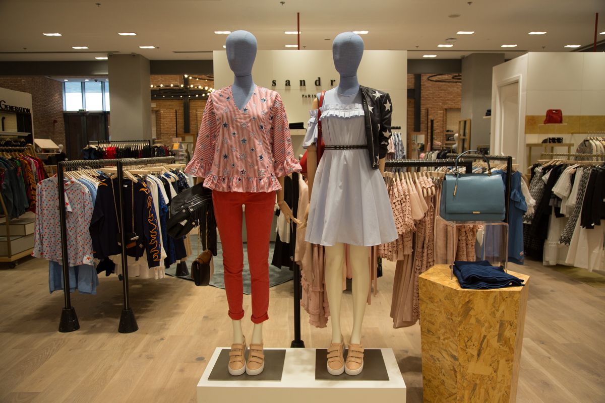 Fashion at Le BHV Marais at City Walk Dubai
