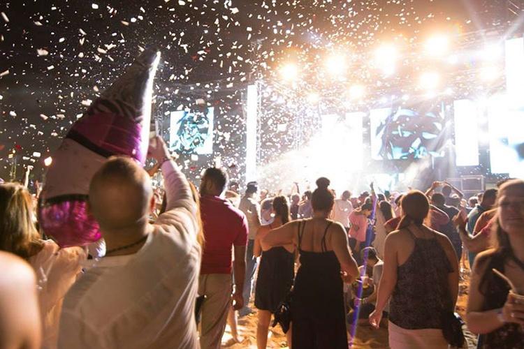 marjan island music festival