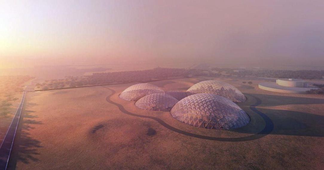 Mars Dubai