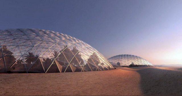 Mars Dubai mission
