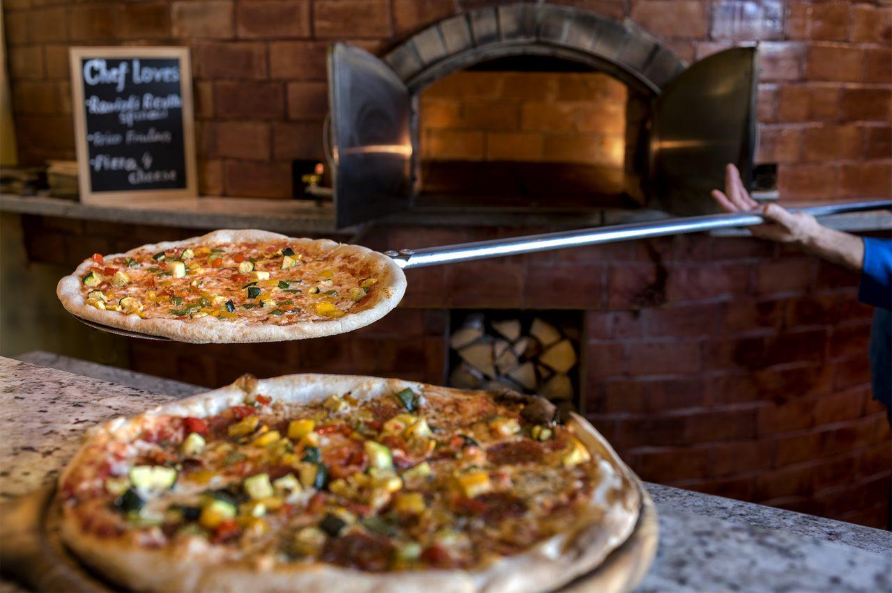 ricetta pizza restaurant in Dubai
