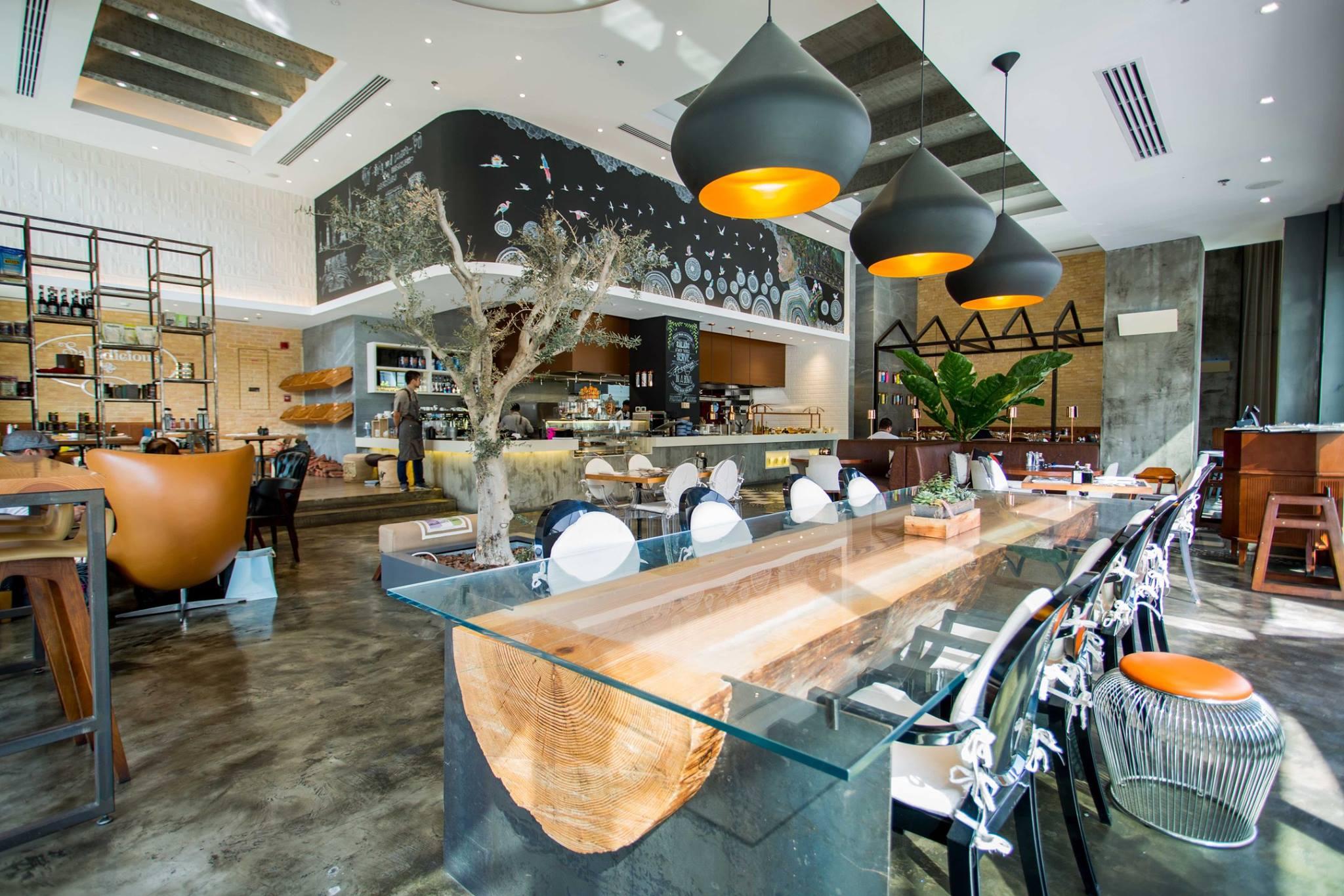 Saladicious Grillz at City Walk Dubai