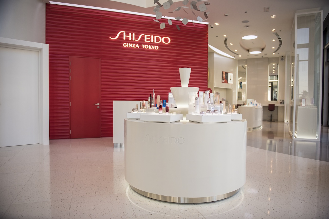 Shiseido Boutique & Spa at city walk dubai
