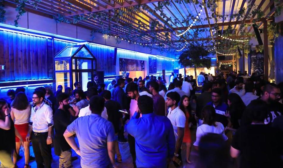 Diwali 2017 at Bollywood Night at Backyard