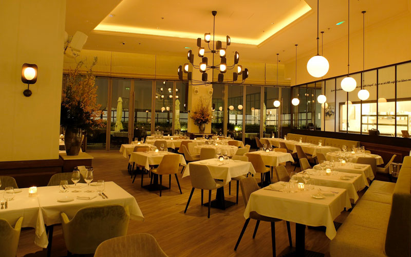 Chez Charles Restaurant in Dubai Design District